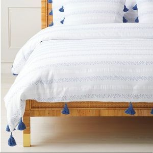 New Serena and lily sea ranch duvet cover